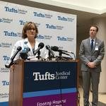 As union gripes, Tufts Medical replacement nurses pick up slack