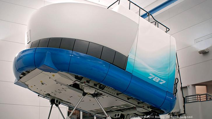 Boeing adds flight simulators at London Gatwick center for