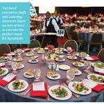 Cover story: MEET: Hospitality pros give top 6 catering rules