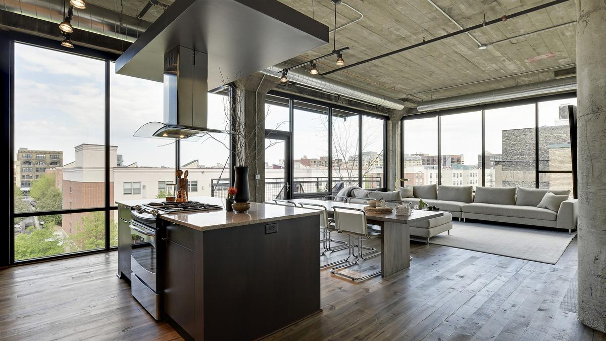 Harvester Lofts Condo In North Loop Sells For Just Under