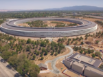 Video: Under-construction Apple Park is already bearing fruit for Cupertino's economy