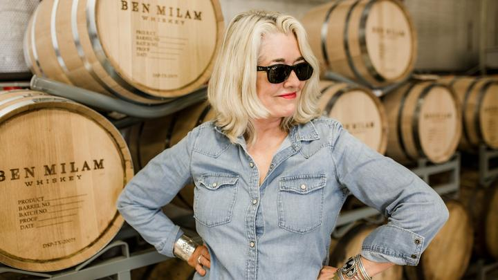 Music industry veteran adds spirits to her mix
