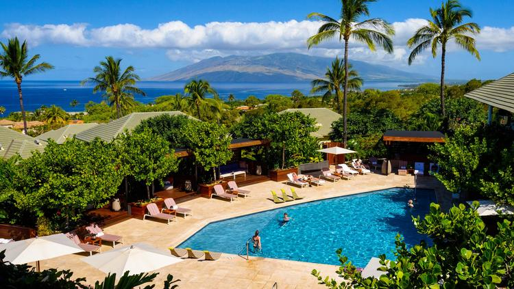 The Hotel Wailea Was Ranked No 2 On List Of Top 15 Hotels