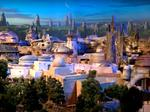 Here's the latest work Disney is up to at its new Star Wars theme park area