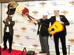 Grand opening held for Hard Rock Cafe at IAH
