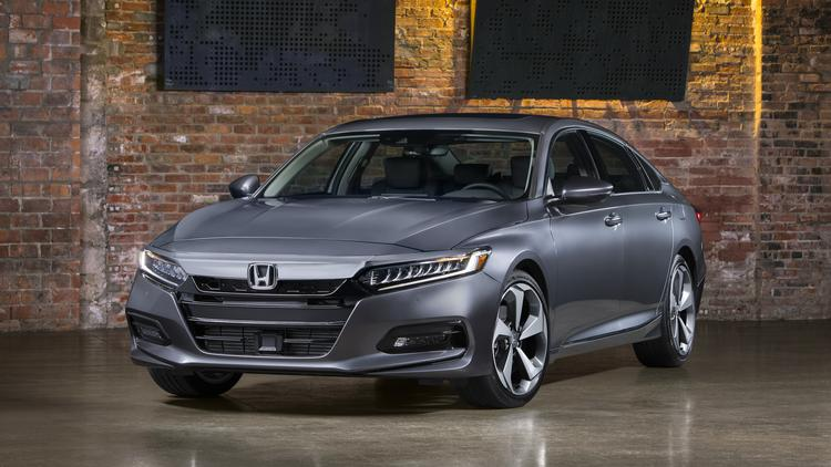 The Honda Accord Got A Full Redesign For 2018 Model Year