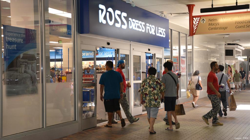 73cb13d9af1 Ross Dress for Less opens two new Hawaii stores  Slideshow - Pacific  Business News