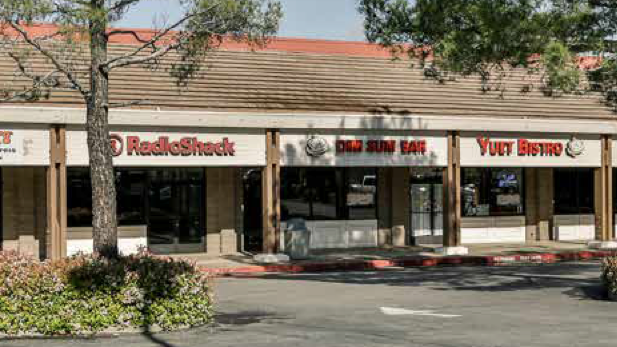 Cobblestone Shopping Center in Redding