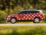 Disney launches 'Minnie Van' ride service with Lyft app