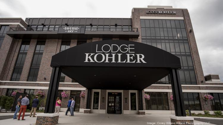 First look at Lodge Kohler near Lambeau Field - Milwaukee ...