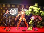 Go inside the world of Marvel Universe Live, Monster Jam and more at Feld Studios (Photos)