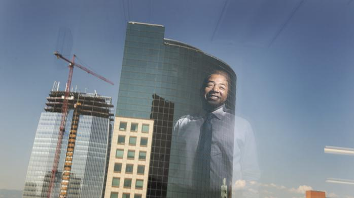 View from the Top: JLL's new executive director Paul Washington brings wealth of city knowledge