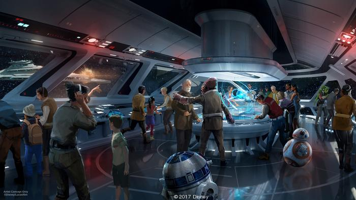The business of role-play at Disney's Star Wars hotel and Galaxy's Edge expansion