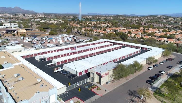 Ordinaire Florida Based Southern Self Storage Has Purchased The 48,580 Square Foot  Store Safe