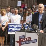 Last stand? Texas business leaders unite against bathroom bill on eve of special session