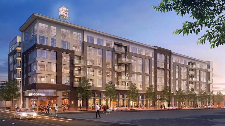 Trammell Crow Residential Breaks Ground On Oakland