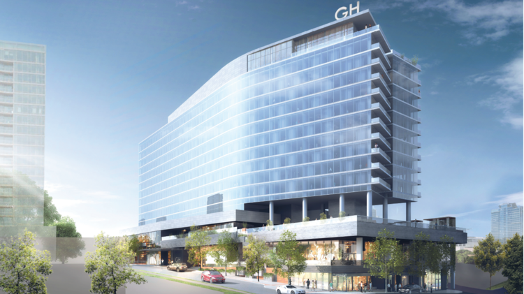 W Hotel In Nashville S Gulch To Feature Two Restaurants From