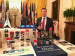Tervis goes to the White House