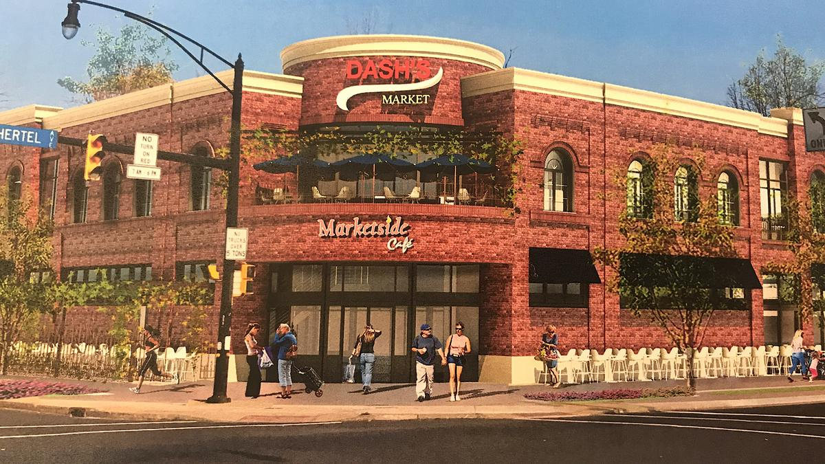 Dash's Hertel store to open May 22