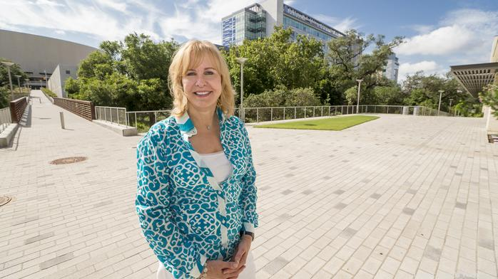 Journal Profile: Amy Wanamaker wants to make UT Austin real estate the 'best for the brightest'