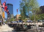 For a few blocks, patio dining returns to Nicollet Mall (slideshow)