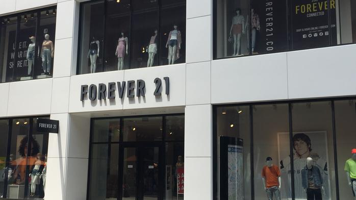 Forever 21's Downtown Crossing store set to reopen this weekend