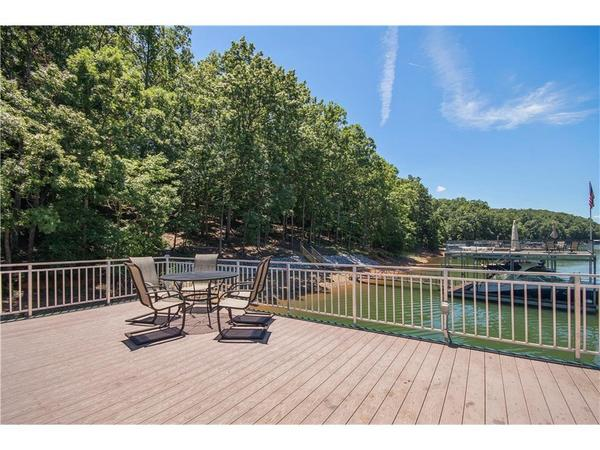 Home of the Day: Renovated Home on Lake Lanier