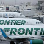 Frontier won't fly to this West Coast city from CVG after all