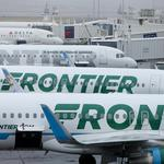 Frontier launches nonstop service from CVG to six new cities