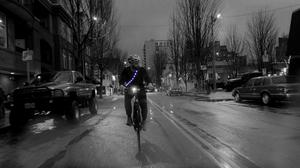 Want to be seen at night? This Portland startup has a bright and cool device for you