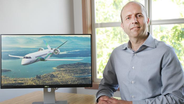 Zunum Aero CEO Ashish Kumar is making hybrid-electric airplanes a reality