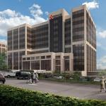 Medical City Dallas' $125M luxury women's hospital reaches project milestone