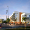 Developer digs in on next phase of 599-unit project by Caltrain station