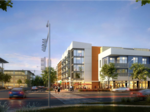 Essex underway on two buildings at 599-unit San Mateo project by Caltrain station