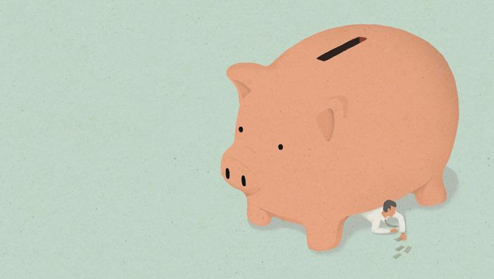 Illustration for Finance Guide cover