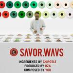 Chipotle is using a hip-hop star to tout its food