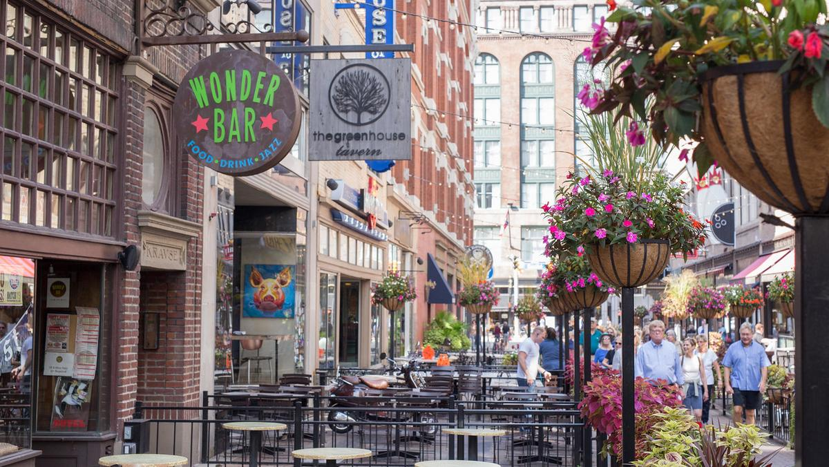 The influx of jobs and specialized talent further fuels downtown Cleveland's growth - Columbus - Columbus Business First
