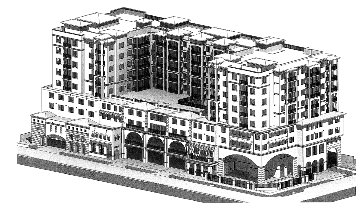 Penn florida proposes royal palm assisted living facility for Alf hotel downtown