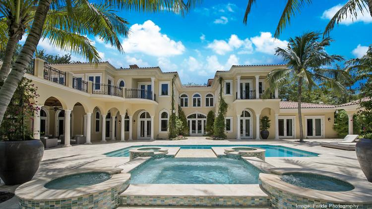 Miami Heat Player Johnson Lists South Florida Mansion For Sale (Photos)