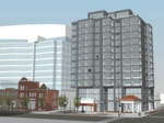 Planned Mount Vernon Triangle hotel includes rooftop bar, historic structures