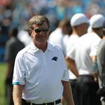 Panthers choose <strong>Marty</strong> <strong>Hurney</strong> as permanent general manager