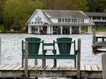 Lake George resort and mansion hit the market for $15 million apiece