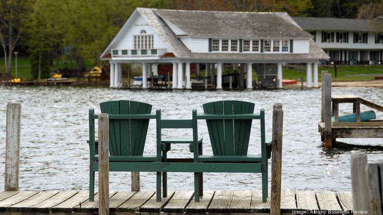 Lake George, NY, properties, Depe Dene resort and Green