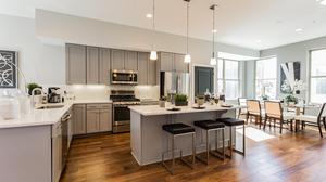 Historically Inspired New Townhome - The Jefferson