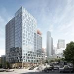 Taiwanese firm proposes market-rate condo tower in Seattle's Japantown (Images)