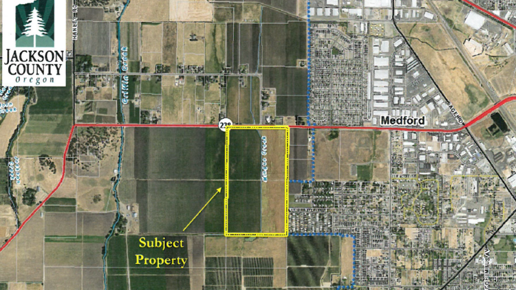 Solar Projects On High Value Farmland Raise Objections In