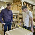 Entrepreneur: Cabinet makers build a custom-made recovery
