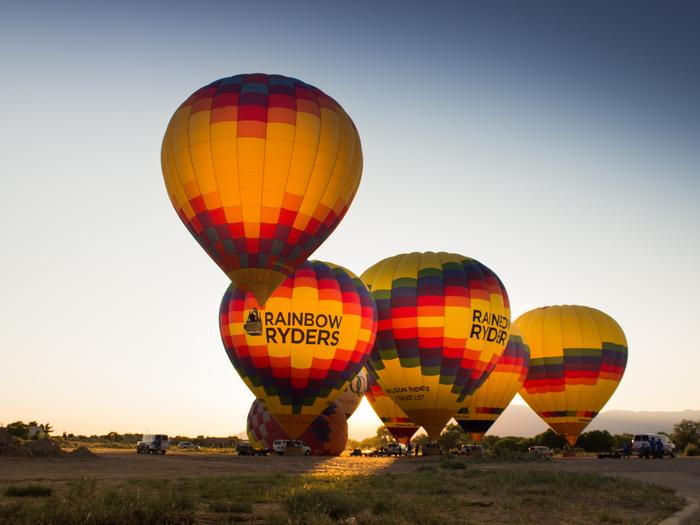 Fast-growing ABQ balloon company acquires local competitor