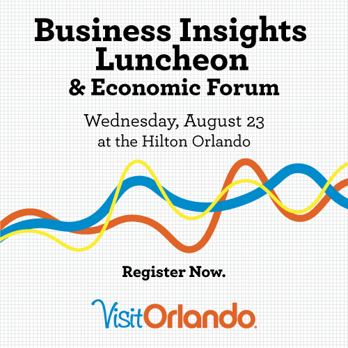 Visit Orlando's Business Insights Luncheon & Economic Forum