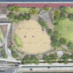 Latest design plan for Rash Field design to get look by city panel